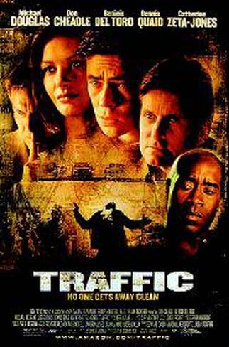 Traffic Original Poster