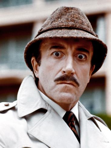 Trail of the Pink Panther, Peter Sellers, 1982 Photo