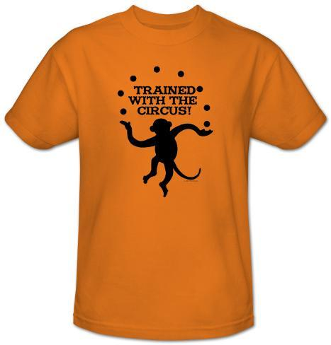 Trained With the Circus T-Shirt