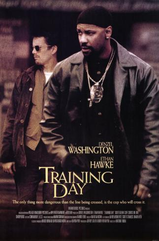 Training Day Stampa master