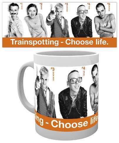 Trainspotting - Cast Mug Mug