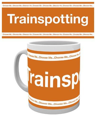 Trainspotting - Logo Mug Mug