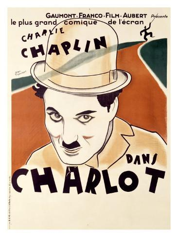 Charlot Giclee Print