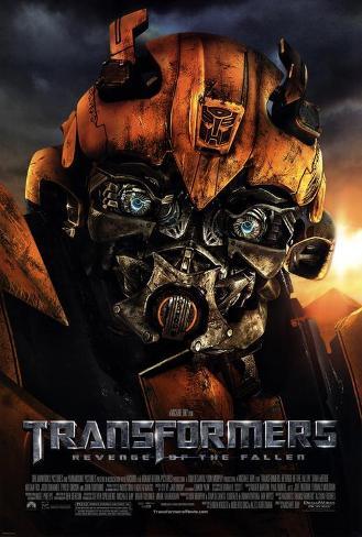 Transformers 2: Revenge of the Fallen ポスター