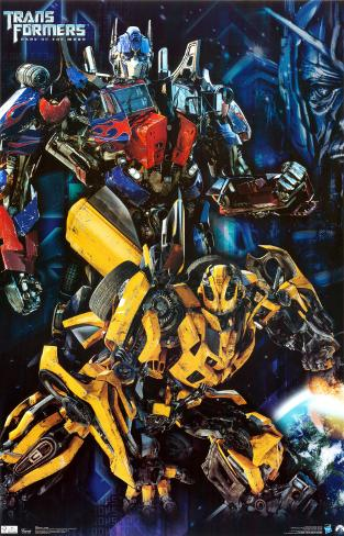 Transformers 3 - Dark of the Moon - Autobots Poster