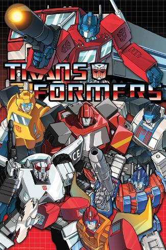 Transformers- Autobots Poster