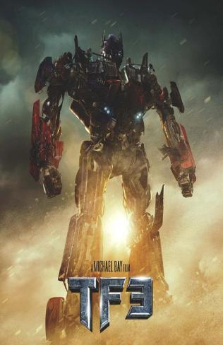 Transformers: Dark of the Moon Masterprint