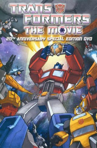 Transformers: o Filme Impressão original