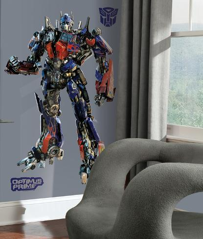 Transformers Peel & Stick Giant Wall Decals Wall Decal