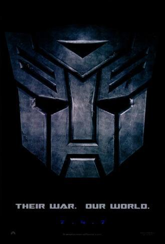 Transformers Pôster