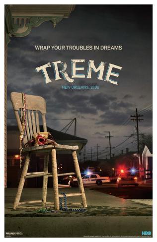 Treme - Season 2 Masterprint