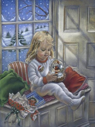 Christmas Wonder Giclee Print