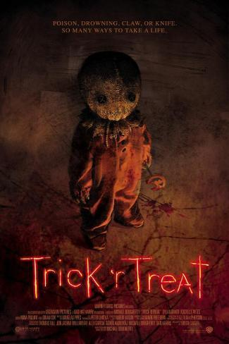 Trick 'r Treat Stampa master