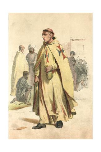 Trinitarian Brothers Lámina giclée