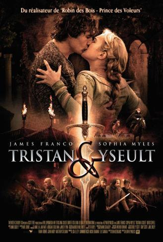 Tristan + Isolde - French Style Poster