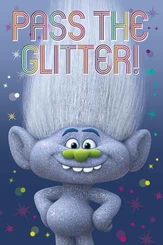 Trolls- Diamond Guy Poster