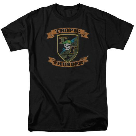 Tropic Thunder- Patch T-Shirt