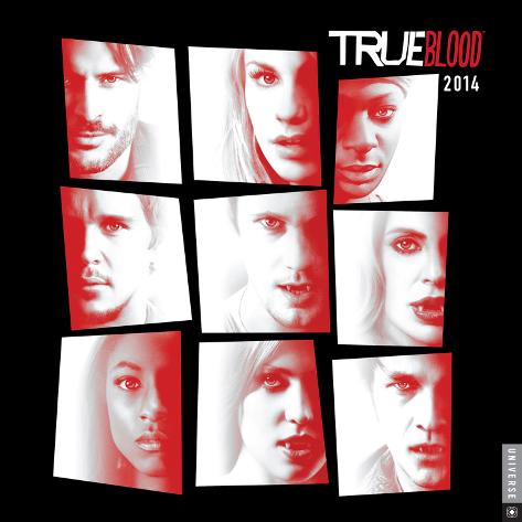True Blood - 2014 Calendar Calendars