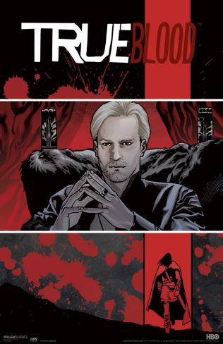 True Blood - Comic 5A Masterprint