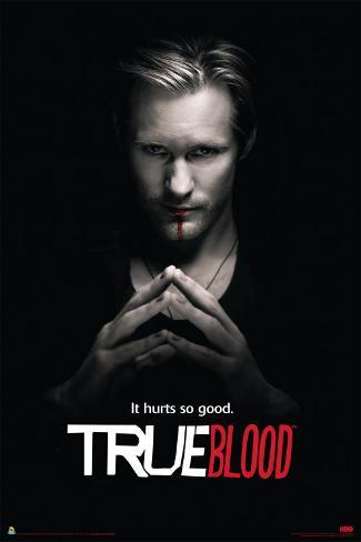 True Blood - Eric Solo Poster