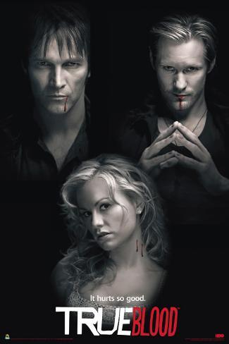 Trueblood – Trio Poster