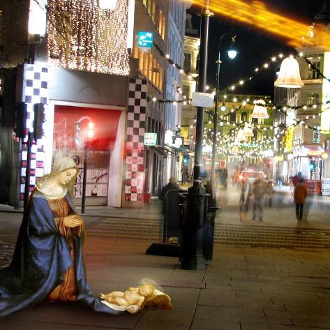 Silent Night, 2007 Giclee Print