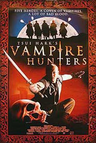 Tsui Hark's Vampire Hunters Original Poster