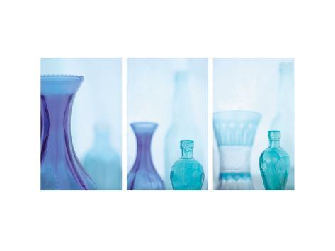 Turquoise Vases III Photo
