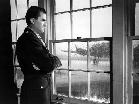 Twelve O'Clock High, Gregory Peck, 1949 Foto
