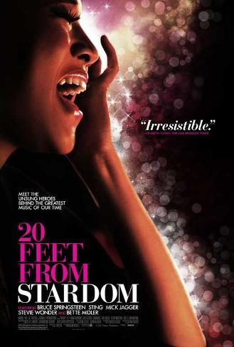 Twenty Feet from Stardom Movie Poster Poster
