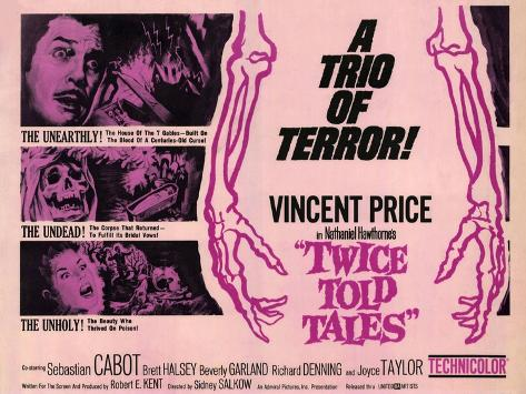 Twice Told Tales, 1963 Konstprint