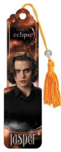 Twilight Eclipse Movie (Jasper) Beaded Bookmark Bookmark