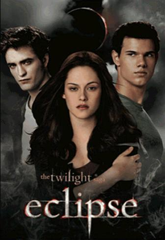 Twilight - Eclipse 3 Dimensional Poster