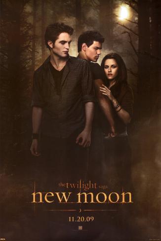 Twilight: Lua Nova Impressão montada
