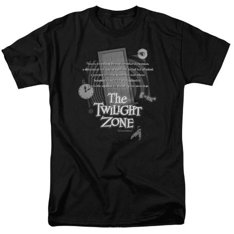 Twilight Zone - Monologue T-Shirt