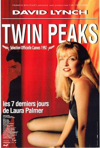 Twin Peaks- Fire Walk with Me Masterprint