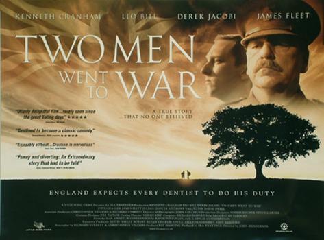 Two Men Went To War Originalposter