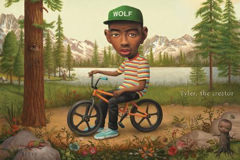 Tyler, The Creator Ofwgkta Poster