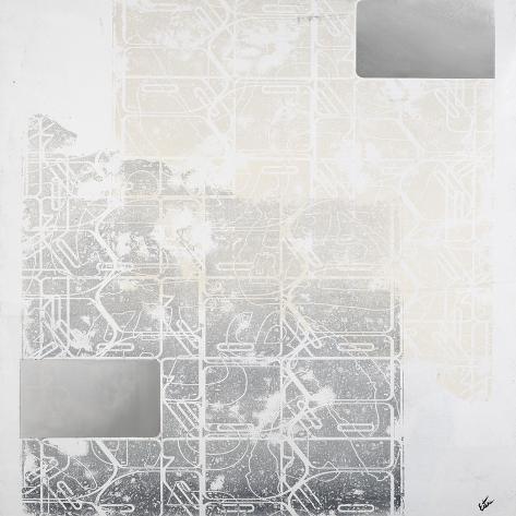 Chip Set II Giclee Print