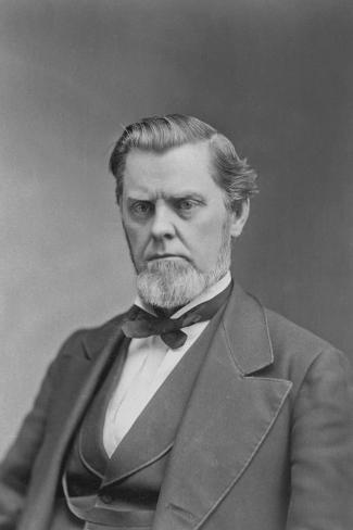 U.S. Congressman Benjamin Harvey Hill Valokuvavedos