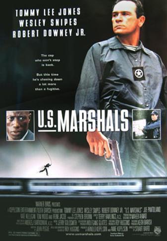 U.S. Marshals Póster original