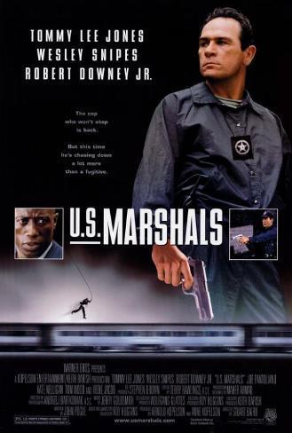 U.S. Marshals Pôster