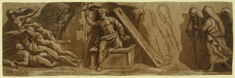 The Resurrection, Between 1515 and 1535 Lámina giclée
