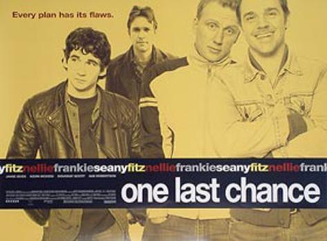 última oportunidad, La|One Last Chance Póster original