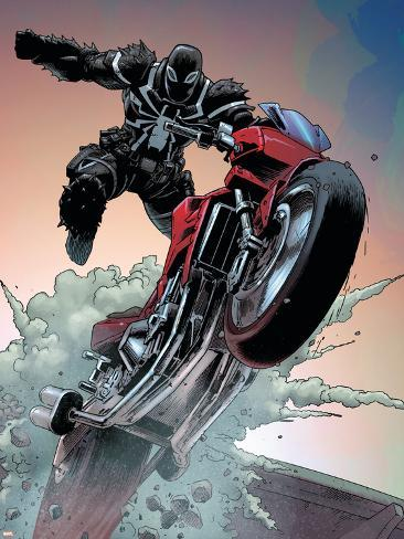 Ultimate Spider-Man Style Guide: Agent Venom Prints ... - photo#33