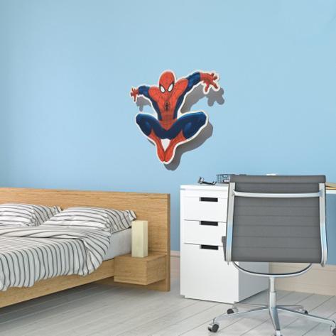 Ultimate Spiderman Wall Art Cardboard Cutouts