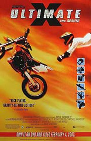 Ultimate X : The Movie Original Poster