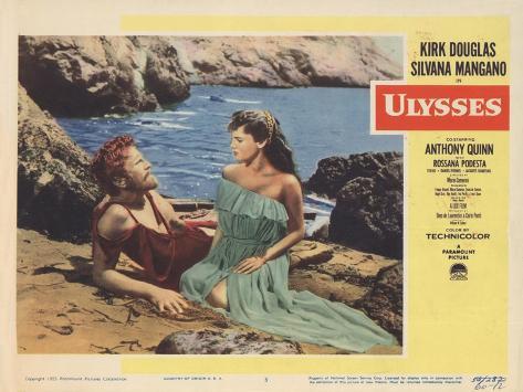 Ulysses, 1955 Art Print
