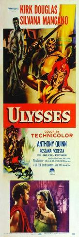 Ulysses, 1955 Konstprint