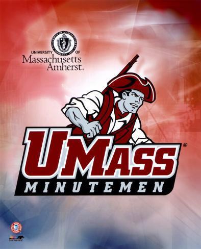 UMass Minutemen Logo Photo
